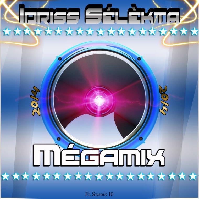 Idriss Sélèkta - Mégamix 2014 - 104 Bpm (2014)