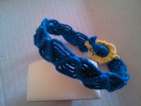 N°16 Petit bracelet vite fait