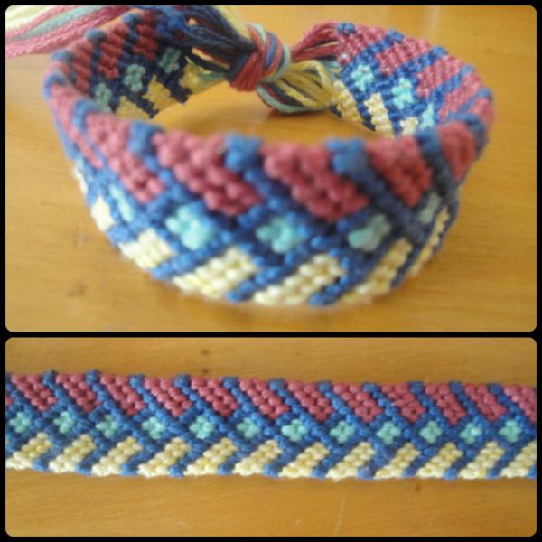 N°19 Bracelet brésilien