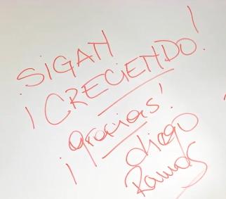 Germangie affirmé par Ramosito à FW en vivo!