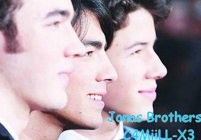 Les Jonas Brothers <3