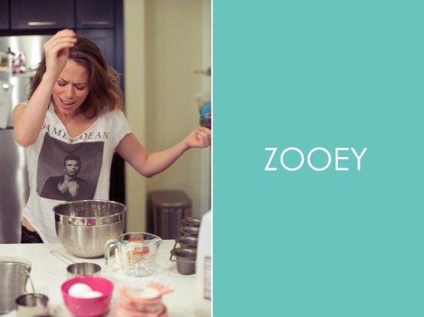 zooey magazine Bethany joy lenz Partie 1