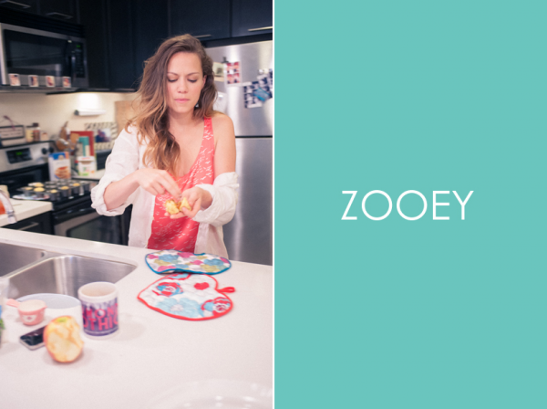 zooey magazine Bethany joy lenz Partie 2