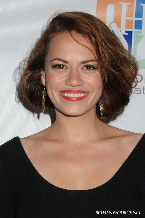 TI Exclusive: Bethany Joy Lenz at the Bootsy Bellows