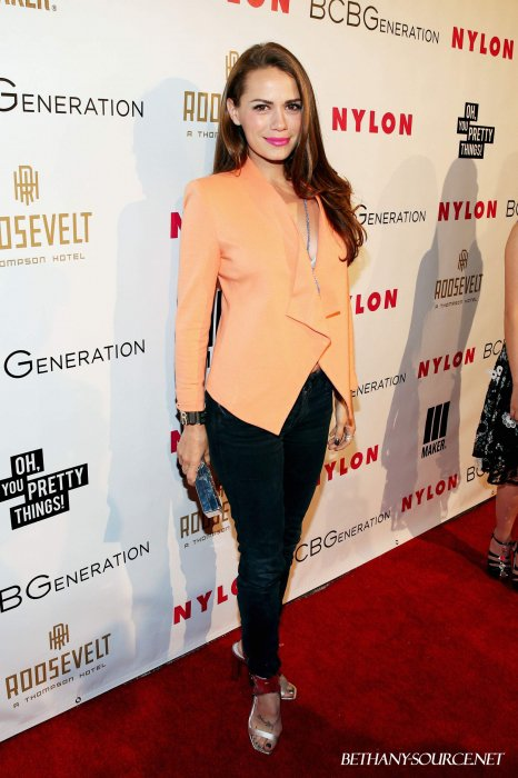 Nylon + BCBGeneration May Young Hollywood Party
