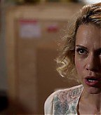 Bethany Joy En Blonde