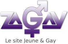 Za-Gay - Le site jeune & gay