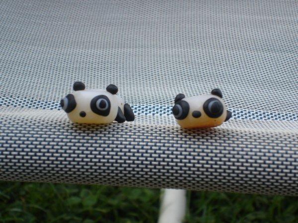 Pandas noir et blanc !