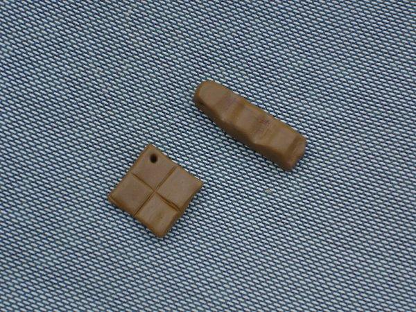 Duo de chocolat kinder !