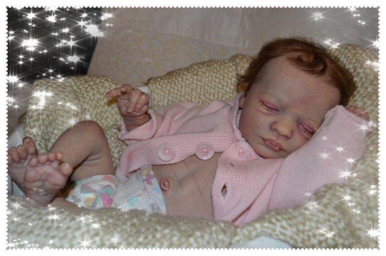 Mary .... Un bébé pas comme les autres