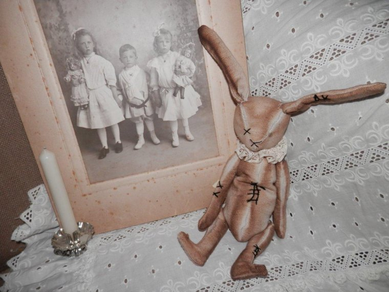 """"""" Paco """" le lapin"""