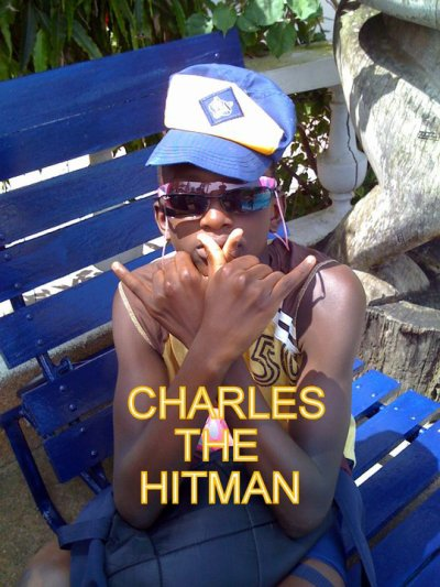 "I'm beautiful:I'm Charles-Emmanuel Koffi ""The Hitman"""