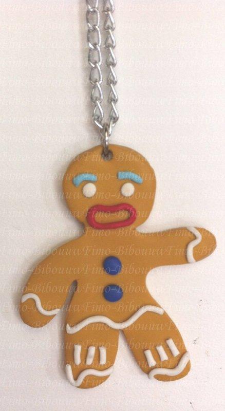 Pendentif Pt'it biscuit