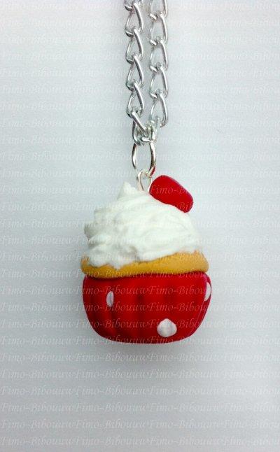 nouveau cupcake rouge coeur avec poids
