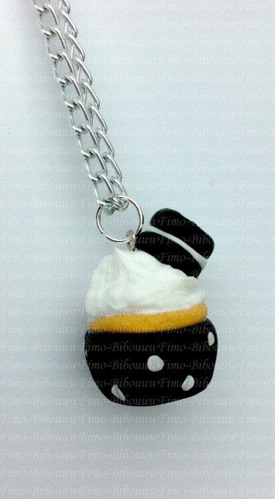 nouveau cupcake noir OREO poids