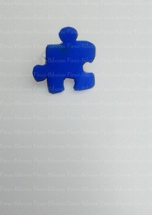 bague pièce de puzzle