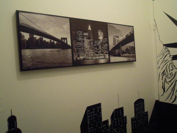 Mur de droite, Mur de gauche :)