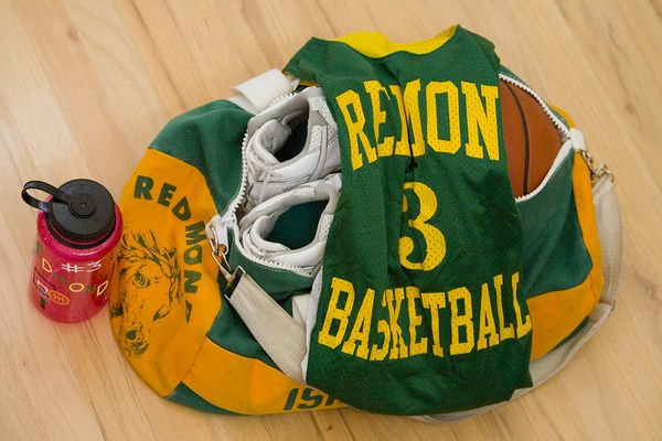 A Long List Of Basketball Equipment