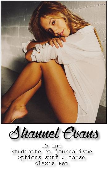 Shannel Evans