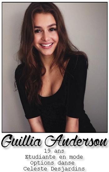 Guillia Anderson