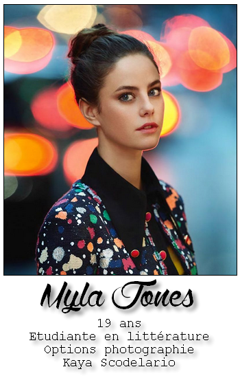 Myla Jones