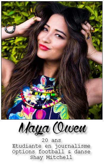 Maya Owen