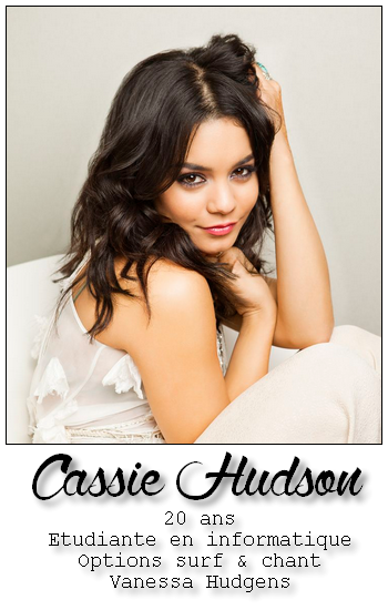 Cassie Hudson