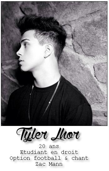 Tyler Lhor