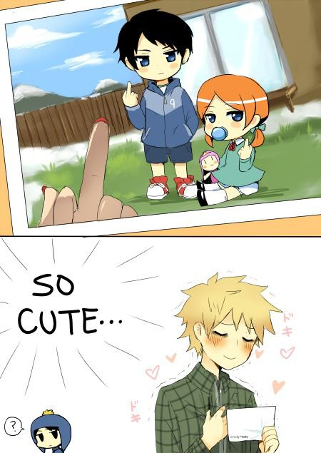 Image doujinshi :2 (South Park)
