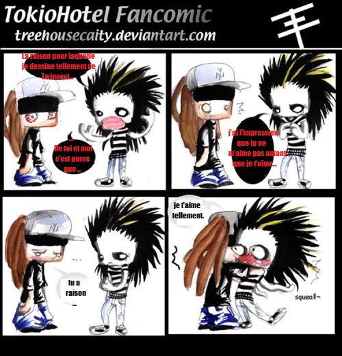 Tokio Hotel Partie 1: Bill & Tom