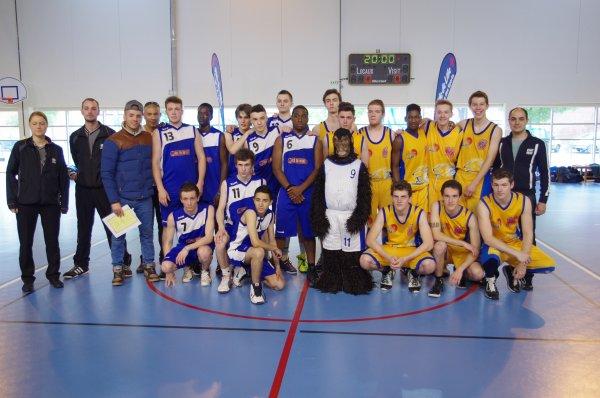 rétro les équipes finalistes du championnat Régional U20