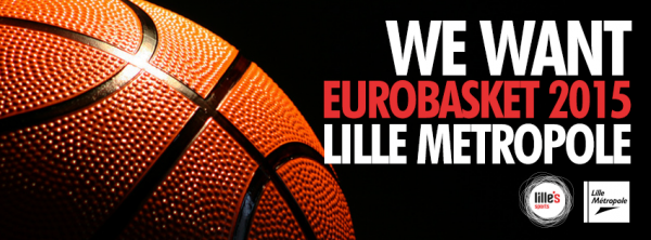 WE WANT EURO BASKET