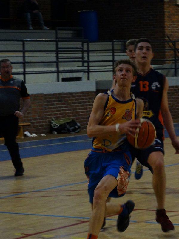 U20 M face à Chéreng