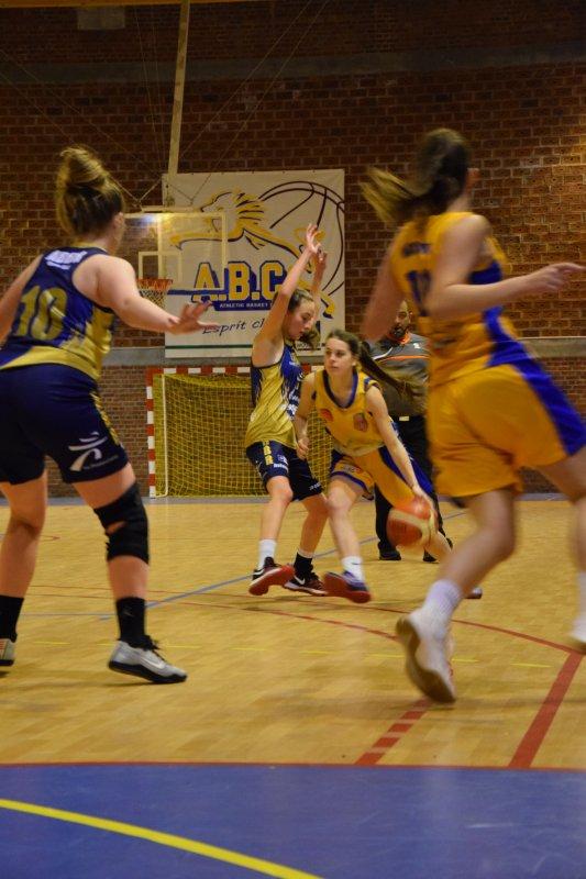 U20 feminines  face à Berck : Jusqu'au bout !!!