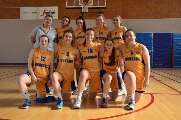 20 mai : les U20  Elite Féminine  à Hoymille : Couronnement en vue!