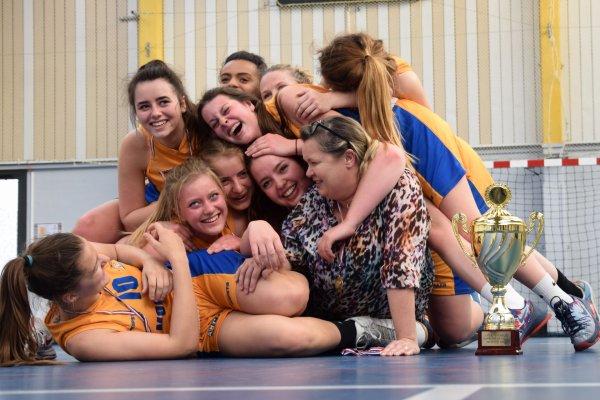 U 20 féminines championnes Elite Région :)