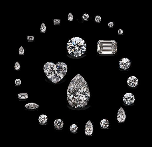 le monde fascinant du diamant