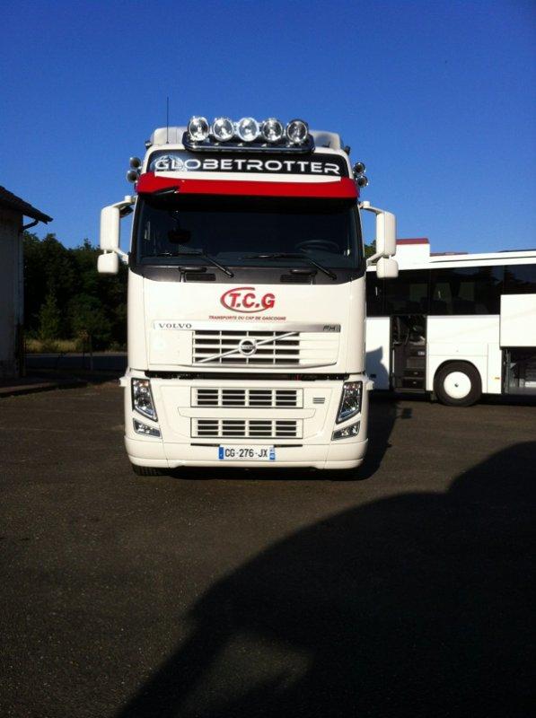 mon nouveau camion!!