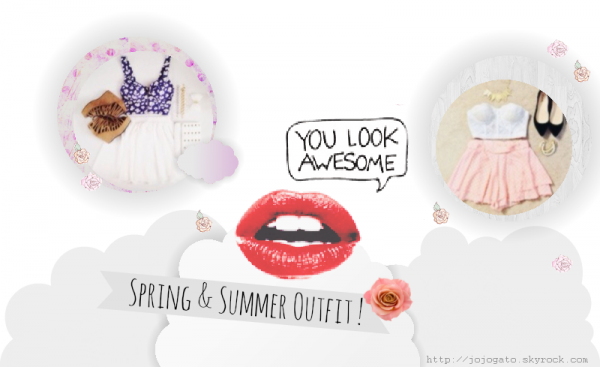 Are U Ready for SPRING & SUMMER ? {Part 1}