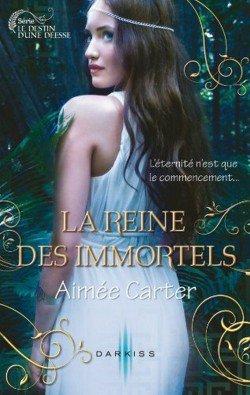Le destin d'une déesse, Tome 2 : La Reine des Immortels d'Aimée Carter