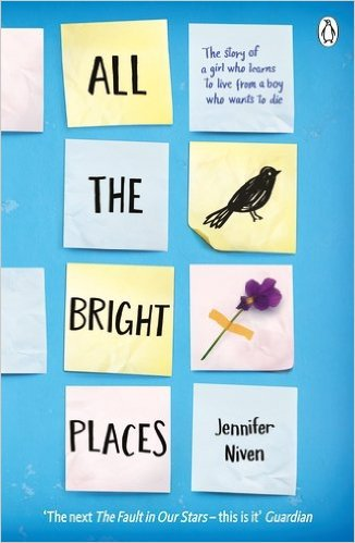 All the Bright Places par Jennifer Niven