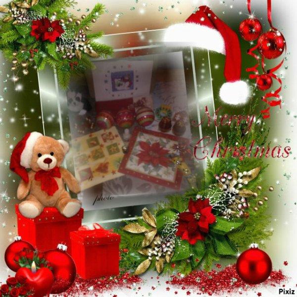 Colis de Noel envoyé