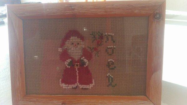 Un cadre de Noël
