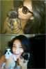 Photos Twitter Avec des chiots~Shay a posté ses adorables photos en compagnie de chiots sur son Twitter.