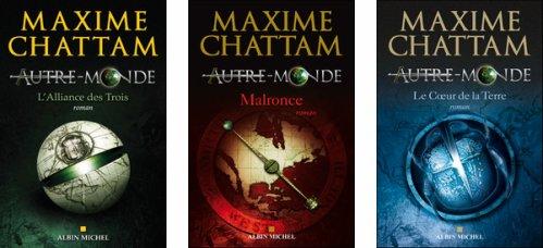 La Trilogie «Autre Monde» - Maxime Chattam