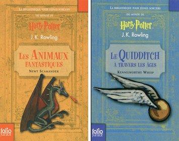 Les Animaux Fantastiques & Le Quidditch à Travers les Âges - J.K. Rowling