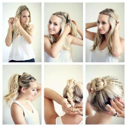 tutos coiffure