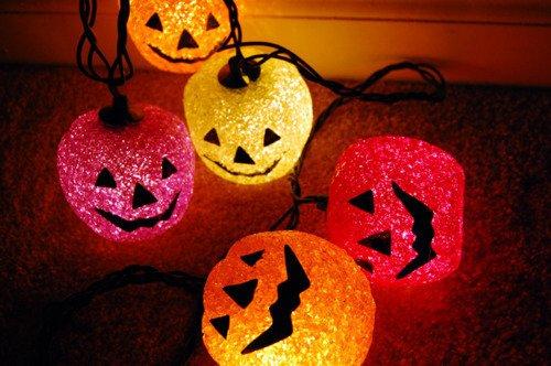 Déco + spécial halloween