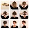 Idées de coiffure cheveux mi-longs