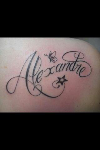 Futur tatouage